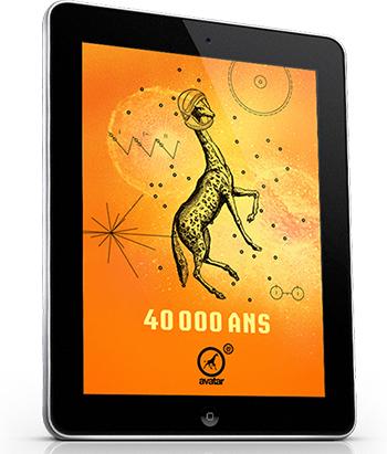 40000Ans_iPad